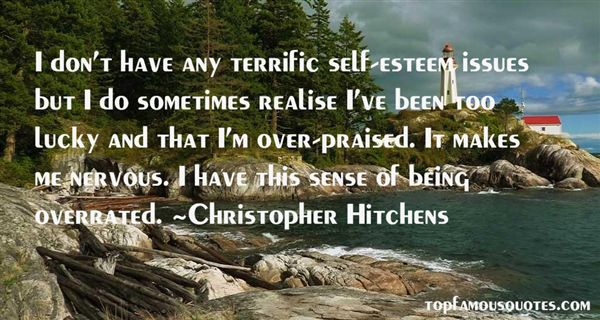 Quotes About Self Esteem Issues