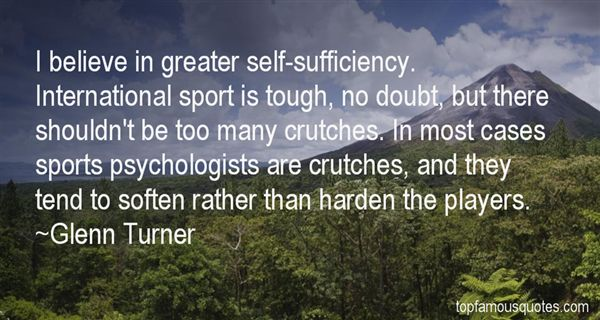 Quotes About Self Sufficiency