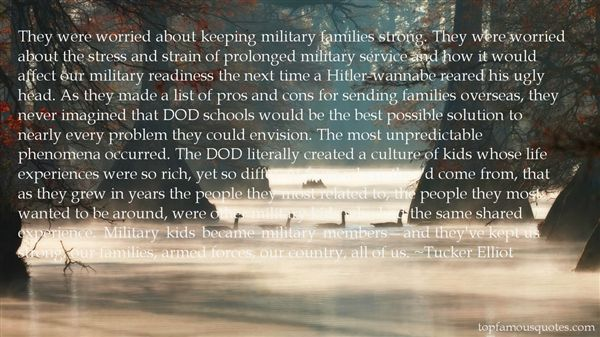 Quotes About Service Members