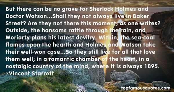 Quotes About Sherlock Holmes Moriarty