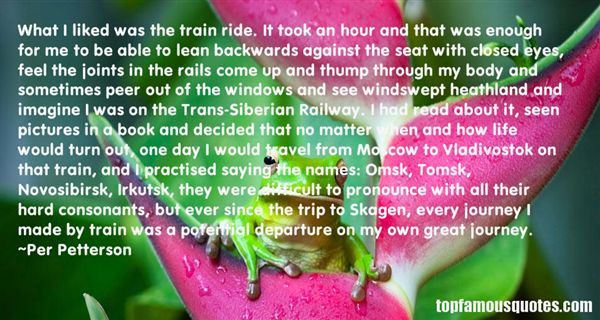 Quotes About Siberian