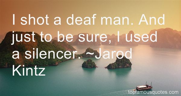Quotes About Silencer