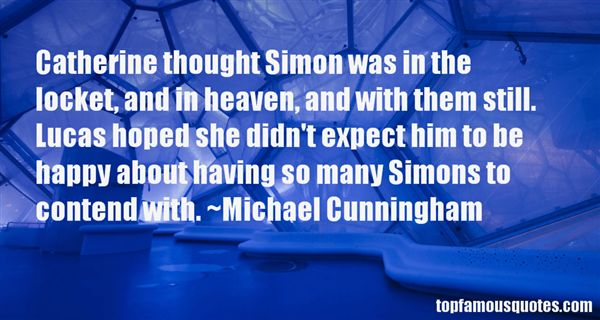 Quotes About Simons