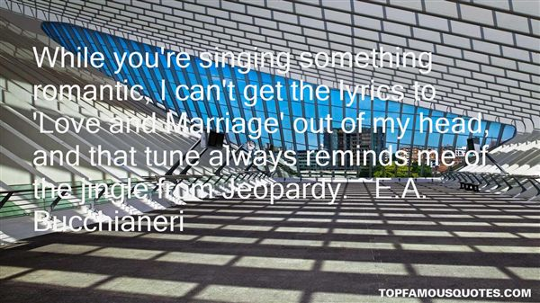 Quotes About Singing Out Of Tune