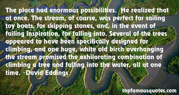 Quotes About Skipping Stones