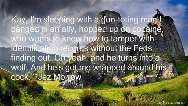 Quotes About Sleeping Around