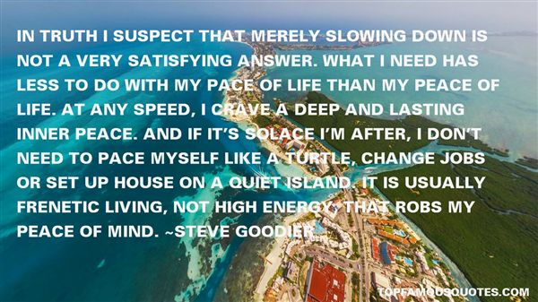 Quotes About Slowing Down Life