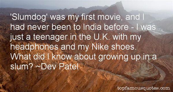 Quotes About Slumdog