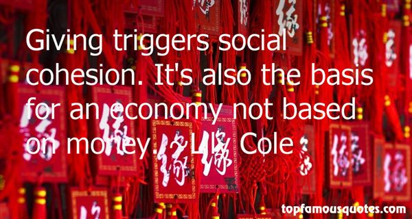 Quotes About Social Cohesion