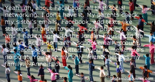 Quotes About Social Networking Facebook