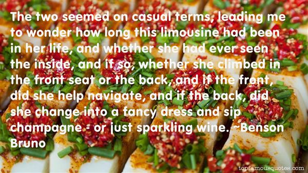 Quotes About Sparkling Wine
