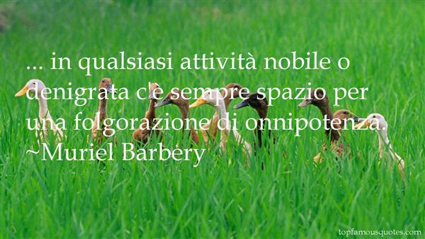 Quotes About Spazio