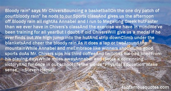 Quotes About Sports And Education