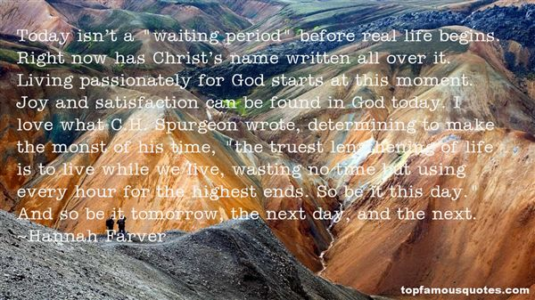Quotes About Spurgeon Sin