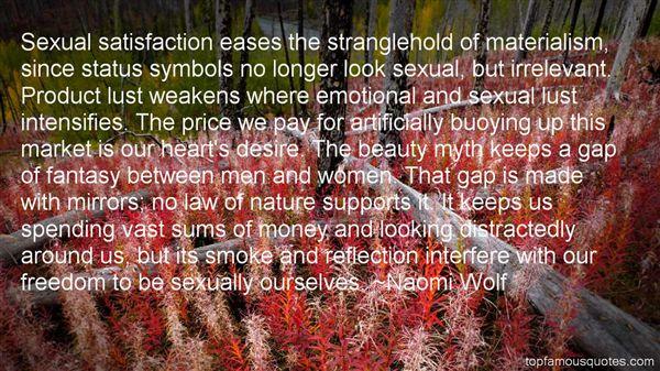 Quotes About Status Symbols