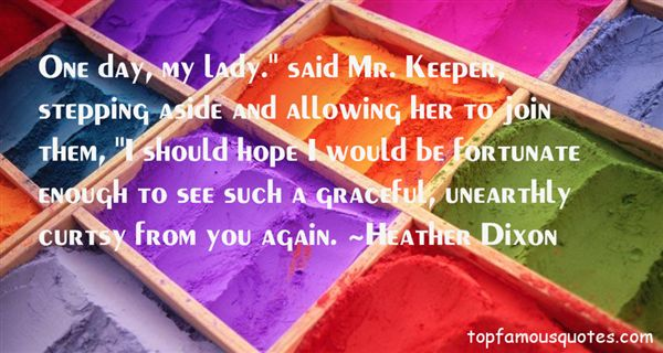 Quotes About Stepping Aside