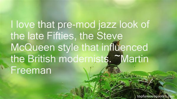 Quotes About Steve Mcqueen