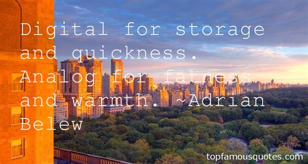 Quotes About Storage