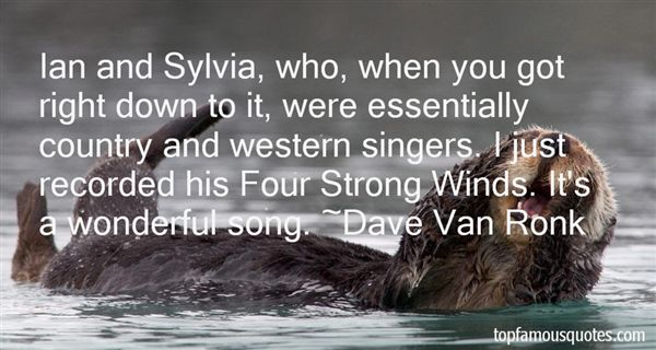 Quotes About Strong Winds