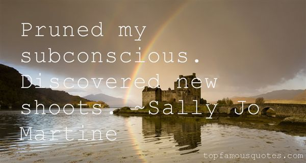 Quotes About Subconscious