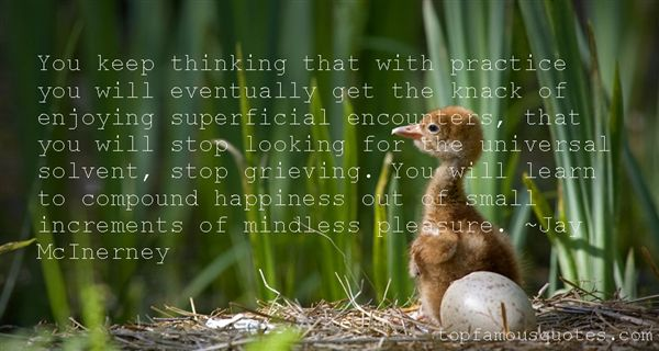 Quotes About Superficial Happiness