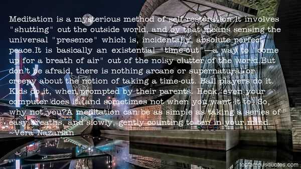 Quotes About Supernatural Series