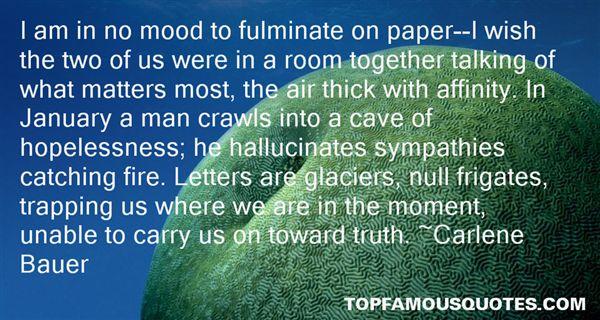 Quotes About Sympathies