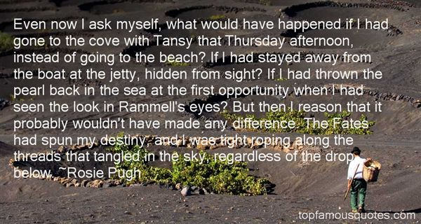 Quotes About Tansy