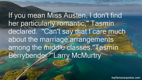 Quotes About Tasmin