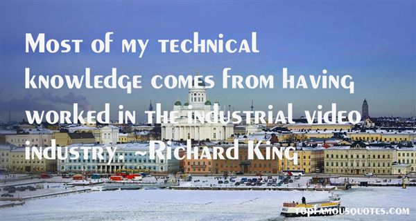 Quotes About Technical Knowledge