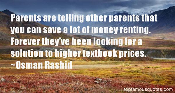 Quotes About Textbook Prices
