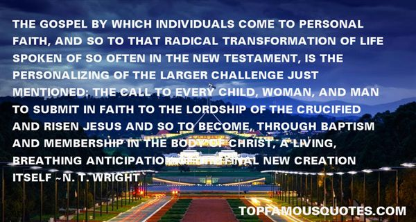 Quotes About The Lordship Of Christ