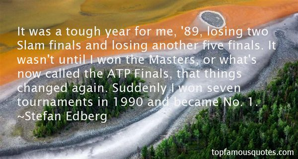 Quotes About The Masters Tournament