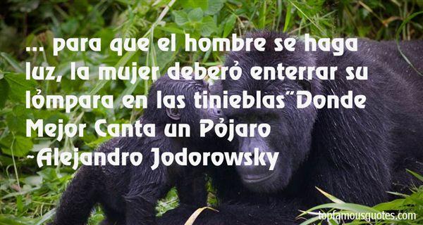 Quotes About Tinieblas