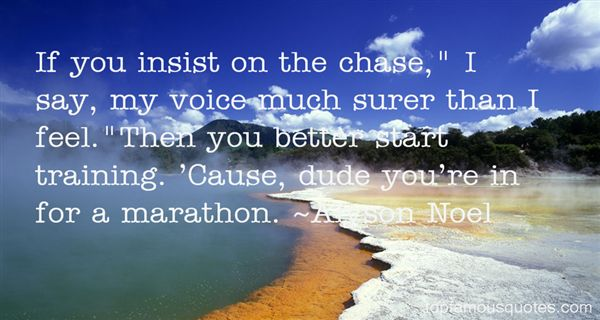 Quotes About Training For A Marathon