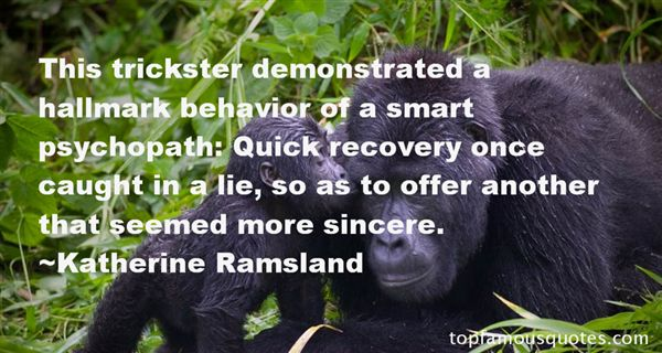 Quotes About Trickster