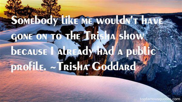 Quotes About Trisha