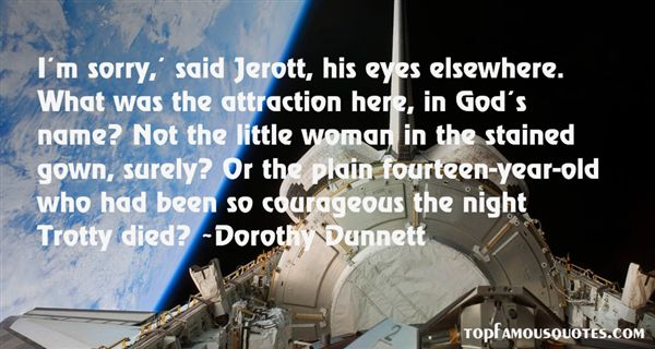 Quotes About Trott