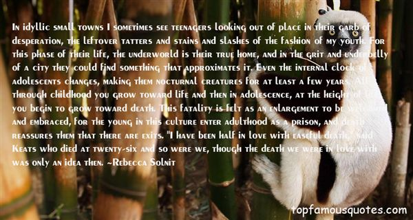 Quotes About True Grit