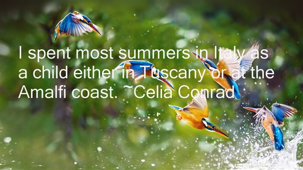 Quotes About Tuscany