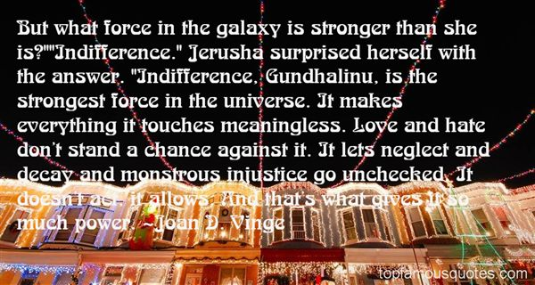 Quotes About Unchecked Power