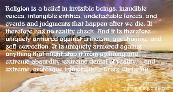 Quotes About Undetectable