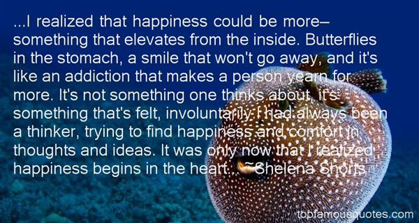Quotes About Utter Happiness