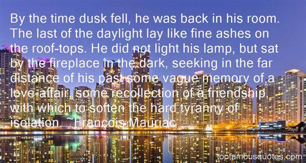 Quotes About Vague Love