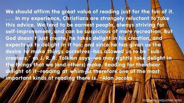 Quotes About Value Of Reading