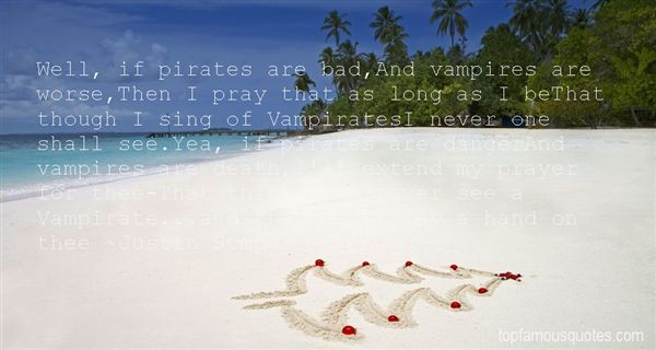 Quotes About Vampirates