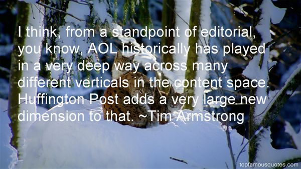 Quotes About Vertical