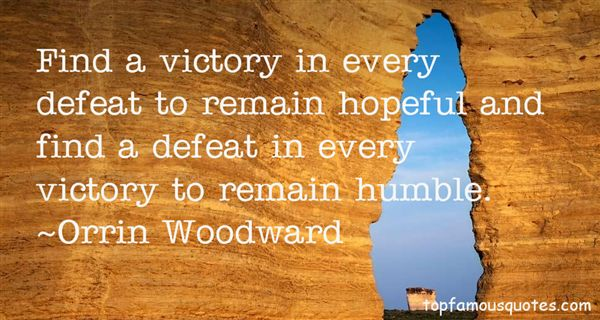 Victory And Defeat Quotes: Best 25 Famous Quotes About