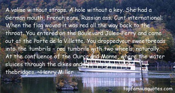 Quotes About Villette