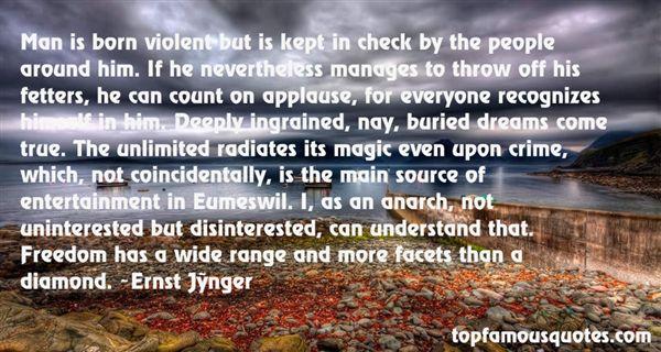 Quotes About Violent Crime
